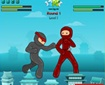2 player ninja game